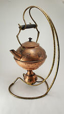 WMF - SAMOVAR in COPPER ART NOUVEAU - ARTS & CRAFTS JUGENDSTIL FOUNTAIN TEA