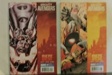 The Mighty Avengers # 35-36 May 2010