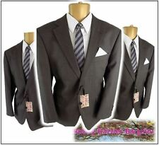 """Marks & spencer Ultimate Performance Mens Charcoal  suit Ch40R"""" W34R"""" L29"""" Twill"""