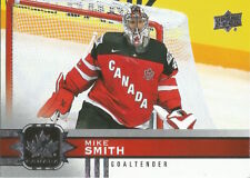 Mike Smith #59 - 2017-18   Canadian Tire Team Canada - Base