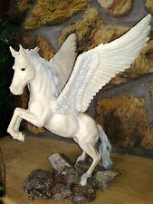 "Pegasus Splendour,Holland Studio Craft Fables,Ltd.Ed.#927, Fb 6500,1992 Mint,14"""
