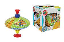 Spielzeug  ABC  Simba Play & Learn   Metallkreisel  21 cm   summender Ton  Neu!