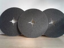 "7"" X 7/8"""" Silicon Carbide Floor Sanding Edger Disc100 Grit (50 PerBox)"
