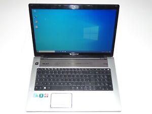 Packard Bell LX86 17,3 Zoll, Intel Core i7 Quad Core, 8GB, 500GB Notebook