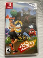 Ring Fit Adventure -- Game Only (Nintendo Switch, 2019) Sealed!