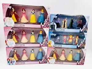 Disney Figure Lot Villains Princess Winnie The Pooh Beverly Hills Teddy Bear New