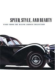 Speed, Style, and Beauty : Cars from the Ralph Lauren Collection by Beverly Rae
