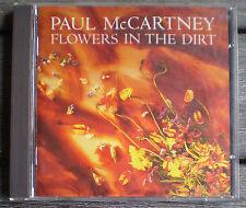 MUSIQUE CD Album * PAUL Mc CARTNEY - FLOWERS IN THE DIRT * !