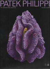 Patek PHILIPPE MAGAZINE RIVISTA Magazin REVISTA volume II N # 12 dodici inglese