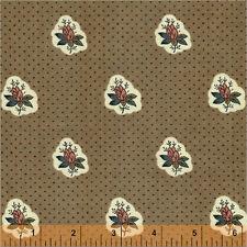 Rare OOP Windham Wm. Penn's Vision Reproduction c 1820 Fabric 25501-7