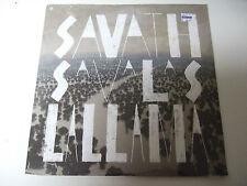 Savath Y Savalas La Llama 2XLP sealed Mint Stones Throw 2009