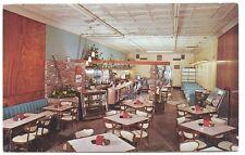 Gulfport Ms Raoul's Restaurant Juke Box Tin Roof Postcard