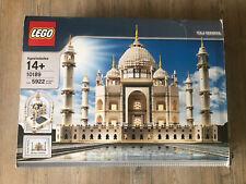 Erstauflage LEGO # 10189 Taj Mahal 5922 Teile wie NEU ORIGINAL Karton OVP Beutel