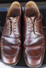 TO BOOT NEW YORK ADAM DERRICK Mens Casual/ Formal Lace Up Oxfords Size 12 Brown