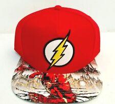 DC Comics Original: THE FLASH MEN'S NEW SNAPBACK BIOWORLD Hat/Cap