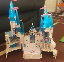 NRFB Vintage Trendmasters Cinderella Starcastle Playset, Used But Good Condition