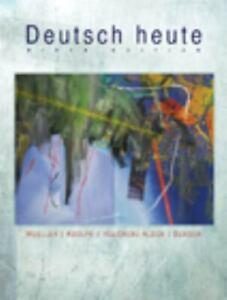 Deutsch Heute : Introductory German by Gisela Hoecherl-Alden, Winnie Adolph,...