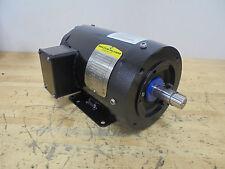 Baldor Severe Duty XT 1 HP Motor 1725 RPM 3 Phase 208-230/460V 143TC Frame