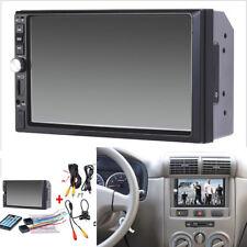 "7"" 2DIN Auto MP5 Spieler Bluetooth Touch Screen Stereo Radio HD + Rückfahrkamera"