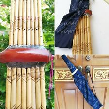 Khaen Bamboo Thai Isan Instrument Tracery Tubes Flute Musical Tradition & Case