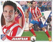 03A JUANFRAN ESPANA ATLETICO MADRID STICKER CROMO LIGA 2013 PANINI