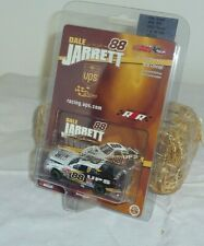 Dale Jarrett  UPS 2002 NASCAR 1/64 Action diecast race car on card  102254