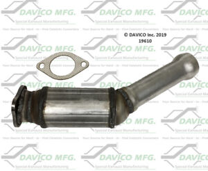 Catalytic Converter-Exact-Fit Left Davico Exc CA fits 11-14 Ford Mustang 5.0L-V8