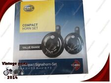 HELLA COMPACT HORN SET 12 V 350420 HZ,111DB(A),77 MM  (LOWEST PRICE)