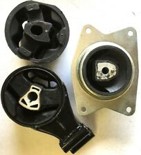 3PC FRONT INSERT ENGINE & TRANSMISSION MOUNTS FOR SAAB 9-3 AUTO 2.8L 2006-2009