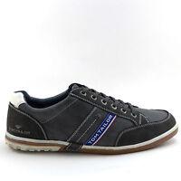Tom Tailor Halbschuhe Sneaker coal Herren Schuhe NEU Gr. 41-46