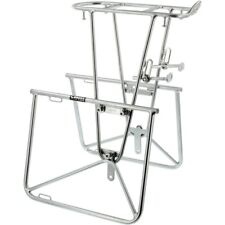 """Nitto Campee Rear Bicycle Cargo Rack // 26"""" // Silver"""