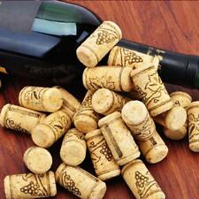 10pcs Wood Wine Stopper Wine Cork Wine Bottles Stopper Decor Tools BS