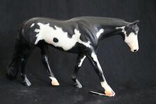 Peter Stone Pinto Western Pleasure Horse 1999 # 9654