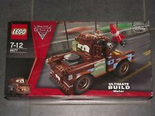 Lego 8677 Cars Disney Ultimate Build Mater