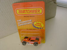 1987 MATCHBOX SUPERFAST MB32 MODIFIED RACER 12 GOODYEAR NEW MOC