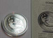 España - 10 euro 2003-fútbol-fifa - 925er plata-moneda de plata