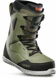 Dreißig Zwei Herren Zephyr UK 9 Eu 43 US 10 Snowboard Stiefel Olive Schwarz