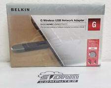 BELKIN G Wireless USB Network Adapter