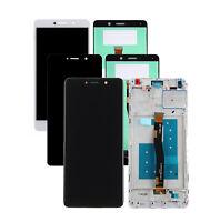 +Frame For Huawei Honor 6X BLN-AL10 TL10 BLN-L24 L22 Lcd Display Touch QC