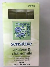Clean+Easy SENSITIVE AZULENE AND CHAMOMILE LARGE WAX REFILL 238g/ 8.4 Oz.