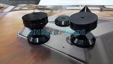 3Set Item.007 Speaker Spike Stand Base Amp Spikes Feet Aluminum Cd Amp Base