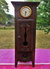 Meuble ancien ancien horloge de poupée 19ème siècle Antique  furniture doll cloc