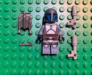 LEGO Star Wars Jango Fett SW0468 75015 Minifigure