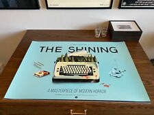 Lyndon Willoughby The Shining Limited Edition Sold Out Print Nt Mondo