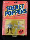 Ertl Socket Poppers Vintage 1991 Action Figures Sheriff & Robot Rare