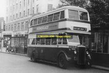 rp12062 - Birmingham Bus 1554 to Portland Road - photo 6x4