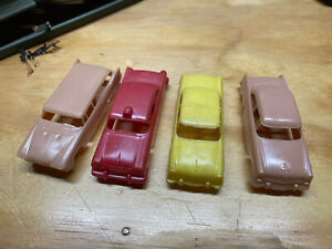 F&F set of foue excellent cars