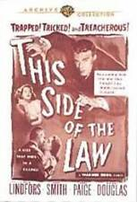 THIS SIDE OF THE LAW NEW DVD