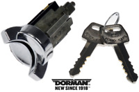 Replacement Ignition Lock Cylinder & 2 Keys Replace Ford OEM # E5TZ11582A