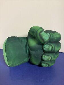 Hasbro Marvel 2008 Smash Hands Hulk Plush Replacement Left Hand Green